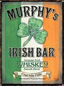 Murphy's Irish Bar Genuine Irish Whiskey