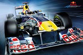 Formula One Dream Car Red Bull Racing