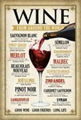 A Favourite Tipple Wine from Around the World