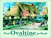 Drink Ovaltine for Health Trevor Mitchell