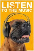 Listen to the Music Musical Mastiff