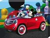 Driving Fun with Mickey Mouse and the Gang! Mickey Mouse Clubhouse