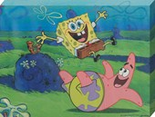 Under the Sea Fun in Bikini Bottom Spongebob Squarepants