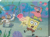 Jellyfish Hunt in Bikini Bottom Spongebob Squarepants