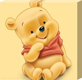 Baby Pooh Winnie The Pooh