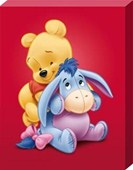 A Cuddle for Baby Eeyore Winnie The Pooh