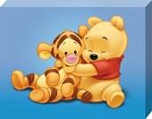 Friends Forever, Pooh and Tigger Winnie The Pooh