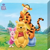 Fun with Pooh, Piglet and Tigger Winnie The Pooh