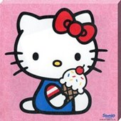 Ice Cool Kitty Hello Kitty
