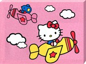 Up and Away with Hello Kitty Sanrio's Hello Kitty