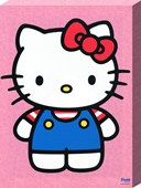 Everyone's Favourite Cat Looking Adorable Sanrio's Hello Kitty