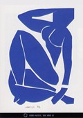 Blue Nude III, 1952 Henri Matisse