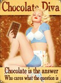 Chocolate Is The Answer What Was The Question?