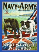 What We've Got We'll Hold Navy &amp; Army Illustrated