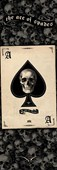 The Ace of Spades Gothic Playing Card