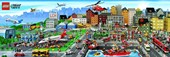 Lego City Create, Build, Play