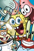 Bikini Bottom Collage SpongeBob SquarePants