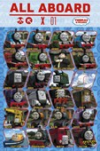 All Aboard Your Favourite Characters Thomas the Tank Engine and Friends