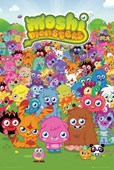 Group Portrait Moshi Monsters