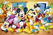 Disney Fun Mickey Mouse & Pals