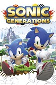 Sonic Generations Sonic the Hedgehog