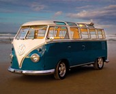 Classic Camper Volkswagen