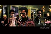 The First Rule (Fight Club) The Art of Justin Reed