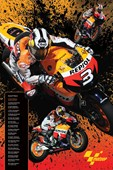 Dani Pedrosa Moto GP