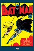 The Brand New Adventures of Batman and Robin Batman: DC Comics