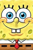 Close-up Portrait of Spongebob Spongebob Squarepants