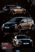 Ford Focus RS500 High Performance