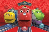 Wilson, Brewster and Koko Chuggington