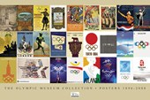 The Olympic Museum Poster Collection 1896-2008 The London Olympics 2012