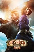 Booker &amp; Elizabeth Bioshock Infinite