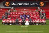 Team Photo 2010/11 Manchester United