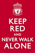 Keep Red Never Walk Alone