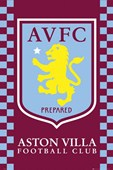 Aston Villa Crest Aston Villa Football Club