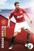 Robin Van Persie Manchester Football Club
