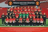 The Top Squad Manchester United Football Club
