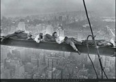 Asleep on a Girder, The Empire State Building New York City Collection