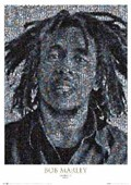 Bob Marley Mosaic II Bob Marley