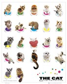 Love Cat Love People Love Life The Cat Artlist Collection