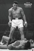 First Minute. First Round. Ali versus Liston