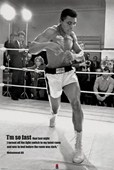 I'm so Fast Muhammad Ali in Training