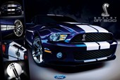 Shelby GT500 Ford