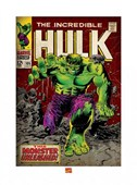 This Monster Unleashed! The Incredible Hulk