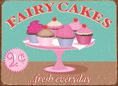 Fresh Everyday Fairy Cakes