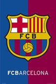 Barcelona Football Club Badge FC Barcelona