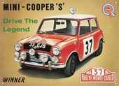 Drive The Legend Mini Cooper S