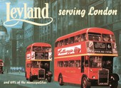 Leyland Bus Serving London
